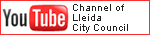 YouTube Channel of Lleida City Council