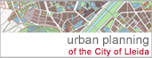 Urban planning of the city