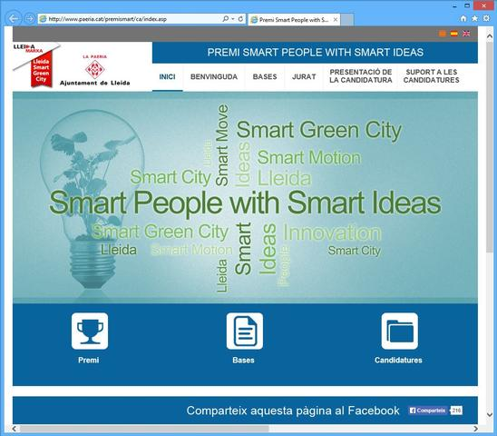 """Premi Smart People with Smart Ideas"""