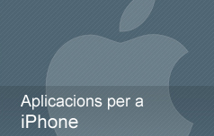 Aplicacions per a iPhone