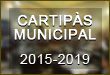 Cartipàs Municipal 2015-2019