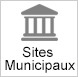 Sites Municipaux