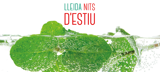 Summer Nights in Lleida, more refreshing and attractive from now